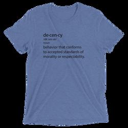 Decency_unisex_truth2tshirt_t-shirt