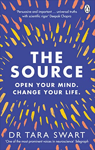 Book cover, The Source by Dr Tara Swart