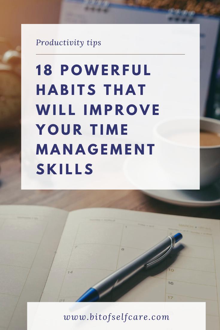 Image - Time management tips