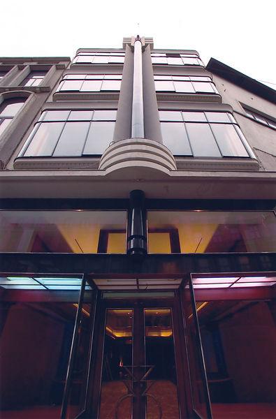 project_restauratie Art Deco gebouw Tilq