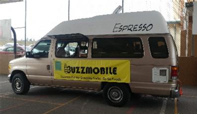 Buzzmobile van