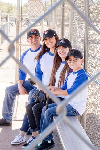 Carrillo-Gaxiola Family