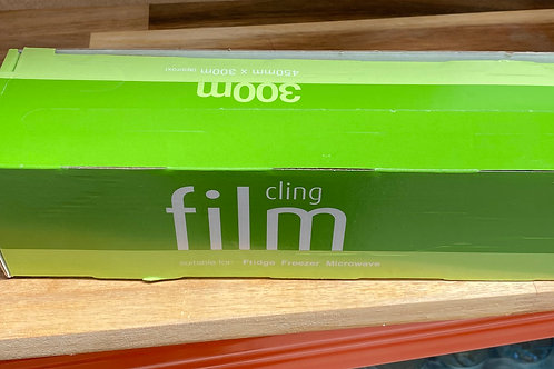 Cling Film 45cm x 300m