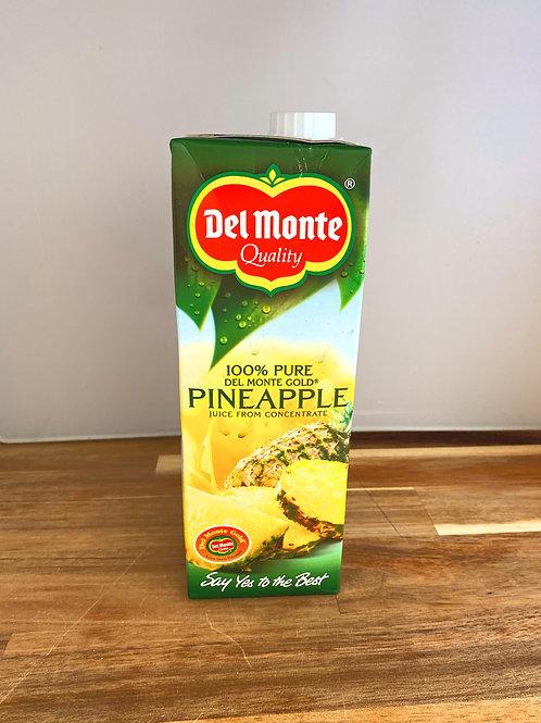 Fruit Juice Pineapple Juice 1lt