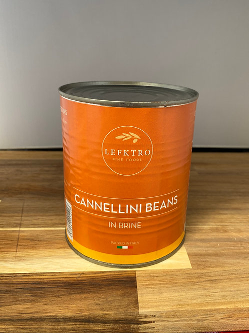 Cannelini Beans 800g-Tinned