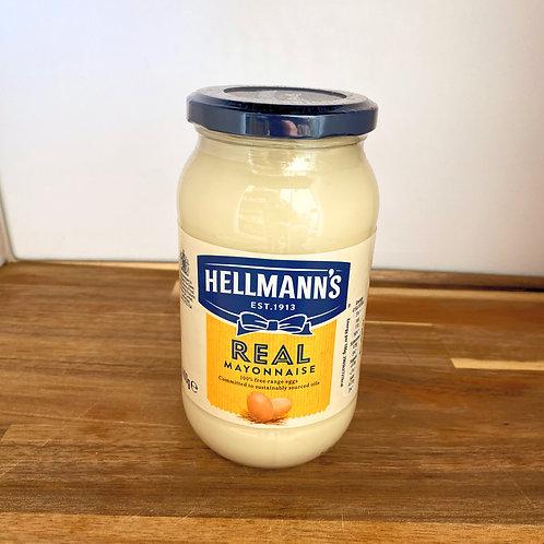 Hellman's Mayonnaise 400g
