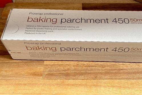Baking Parchment 45cm x 50m