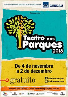 Teatro nos Parques 2018