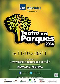 Teatro nos Parques 2014