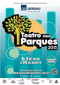 Teatro nos Parques 2015