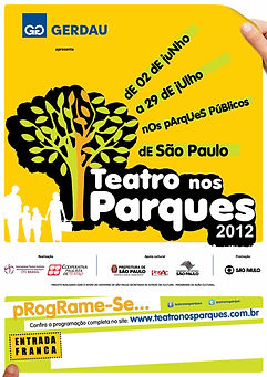 Teatro nos Parques 2012