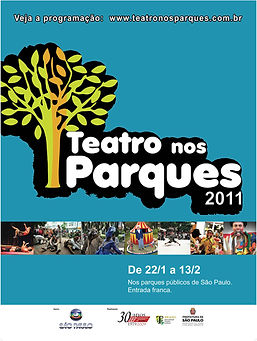 TEATRO NOS PARQUES 2011 GLOBO