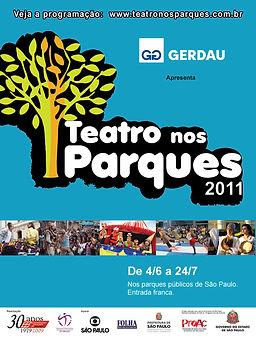 Teatro nos Parques 2011