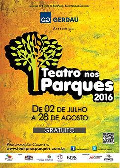 Teatro nos Parques 2016