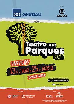 Teatro nos Parques 2013