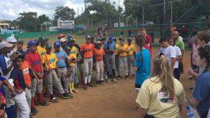 Entire Baseball Team Accepts Christ