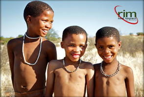 Support communities devastated by AIDS