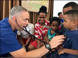 Translators help gather medical history