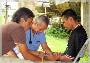 Clinics make sure every patient is prayed over