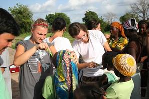 Hygiene Education in rural communities