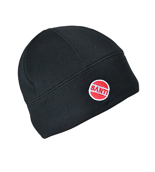 SANTI 레드포인트 비니 모자