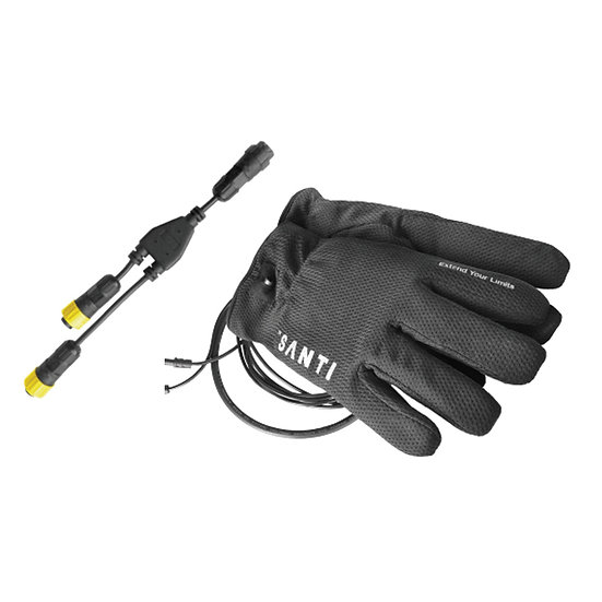 SANTI Heated gloves 2.0