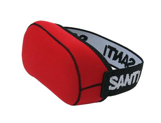 SANTI 블랙 마스크(동굴 다이빙 교육용)