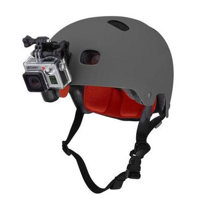 GOPRO 헬멧 전면 마운트