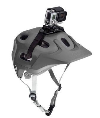 GOPRO 통풍 헬멧 스트랩 마운트