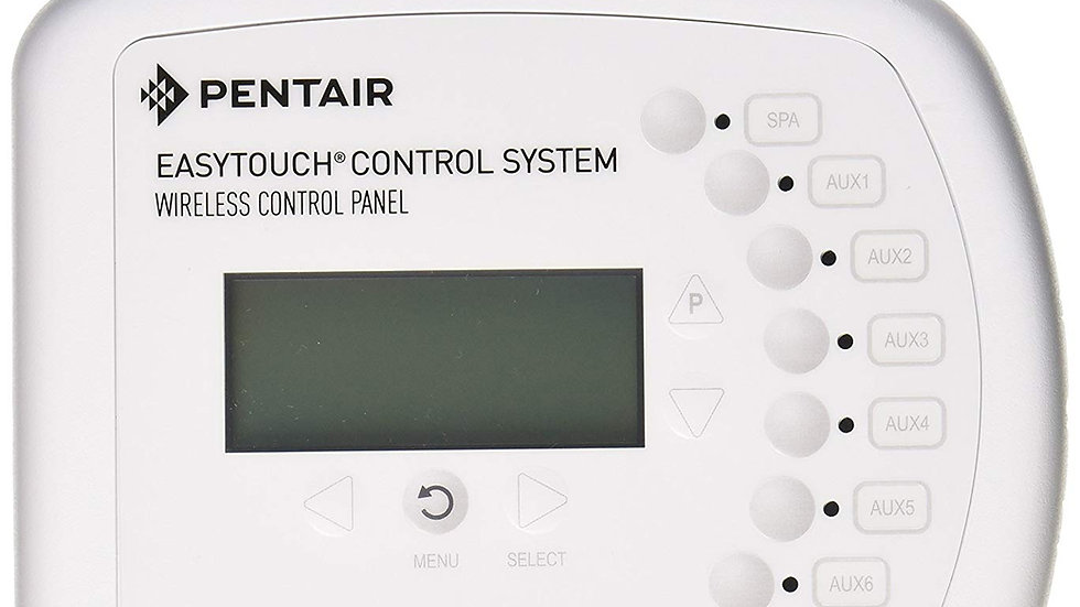 Pentair 520692 8 Auxiliary Wireless Remote Control
