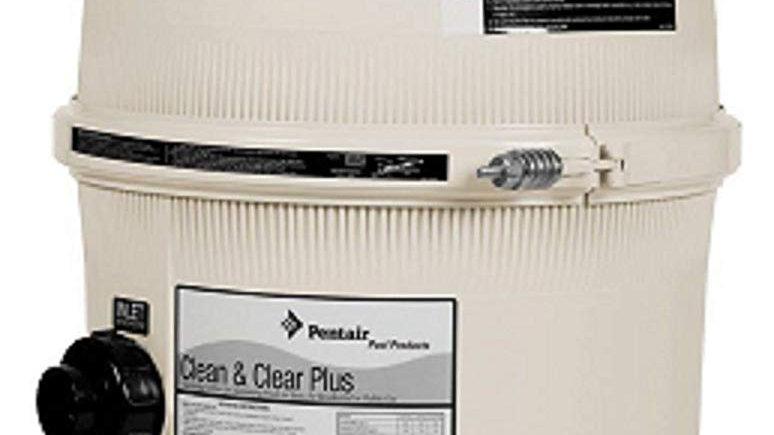 Pentair 160340 Clean & Clear Plus 320 series