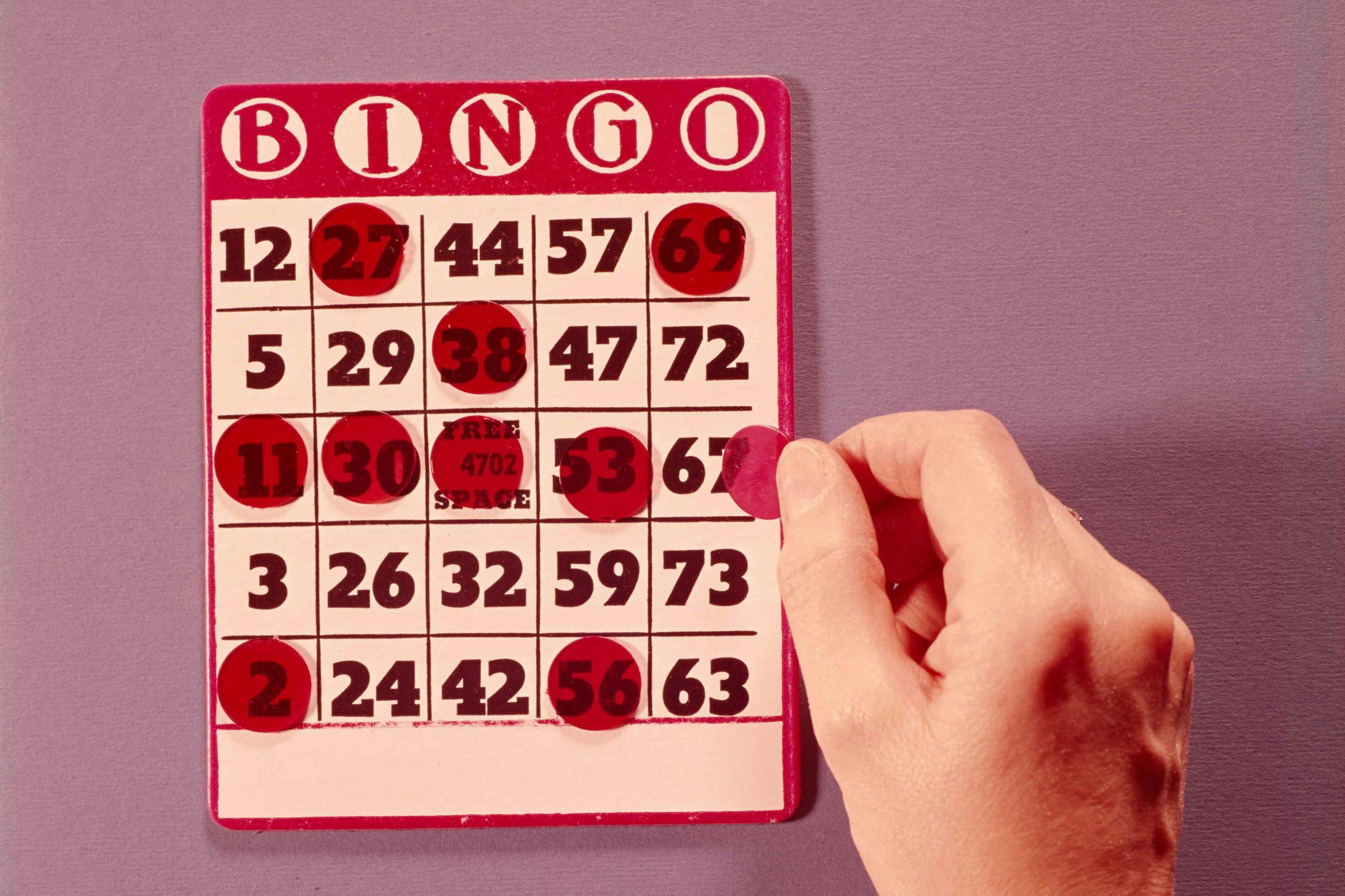 Virtual Bingo (Day Program)