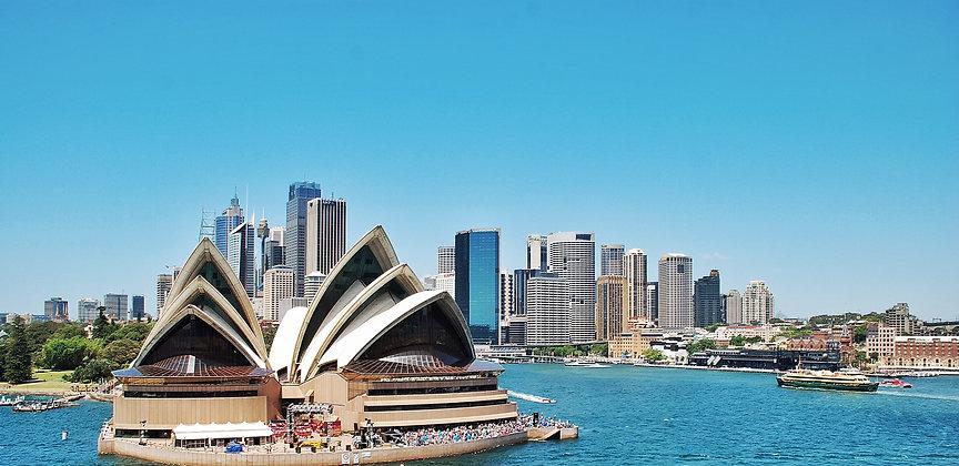 SAFEgroup Automation Sydney Harbour Image