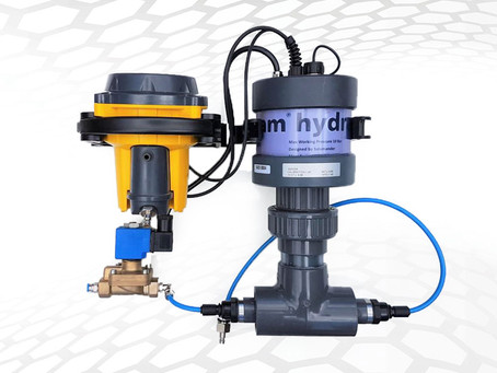 Hydraclam® - Monitoring Turbidity in water networks