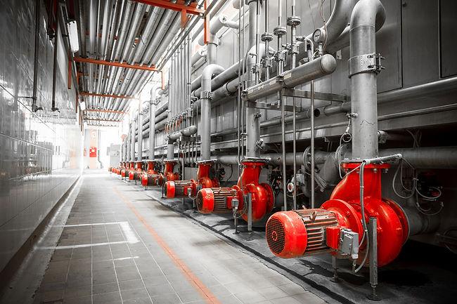 SAFEgroup Automation image of pump station hazardous area