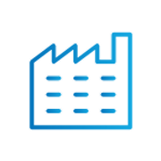 SAFEgroup Automation icon of industrial building