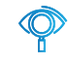 SAFEgroup Automation icon of a magnifying glass around an eye