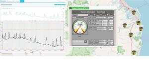 SAFEgroup Automation Evoqua Chloroclam data visualisation