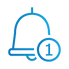 SAFEgroup Automation WaterOutlook alarm bell icon