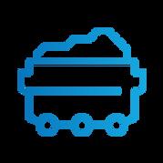 SAFEgroup Automation icon of mining cart