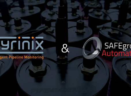 SAFEgroup Automation partners with progressive water monitoring technology – Syrinix