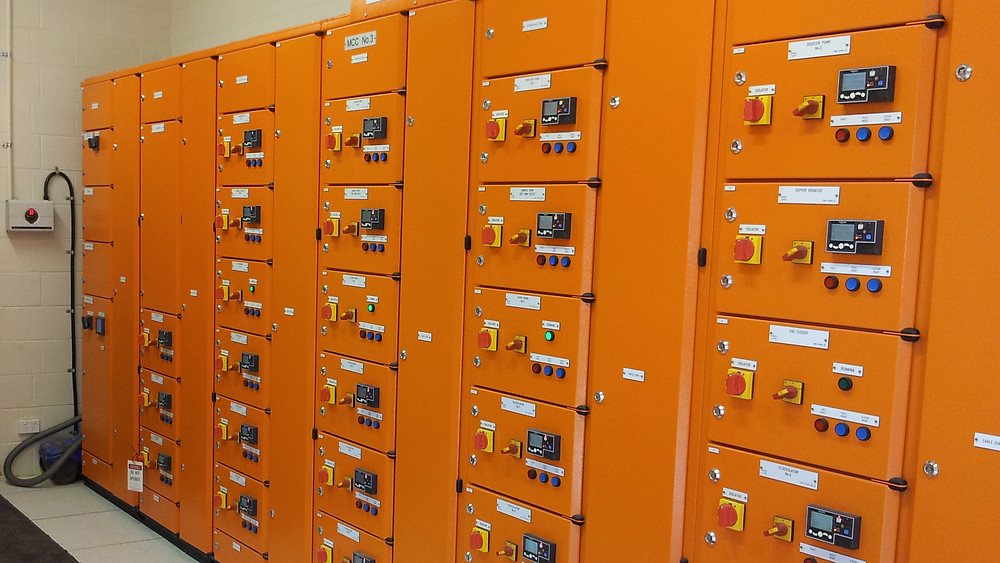 SAFEgroup Automation switchboard electrical panel image