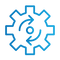 SAFEgroup Automation icon of a cog
