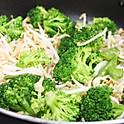 Broccoli Bean Sprout   10