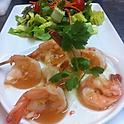 Cupped Shrimp
