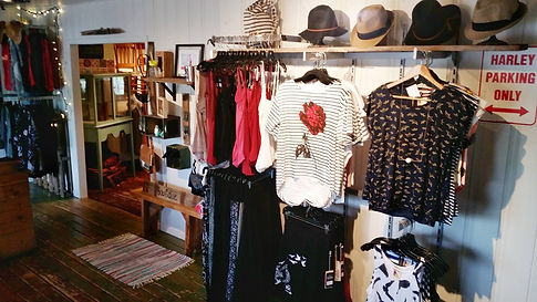 Boutique Belle et rebelle Isle-aux-Coudres
