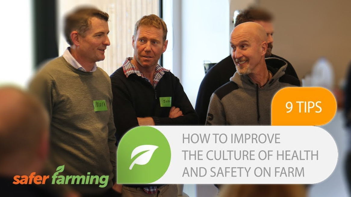 Safer Farms CEO Workshop Summary
