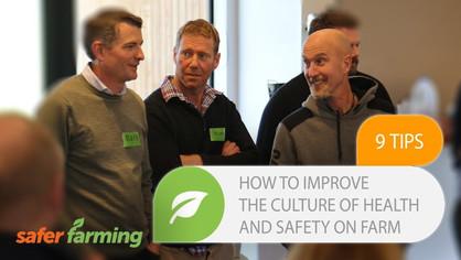 Safer Farms CEO Workshop Summary