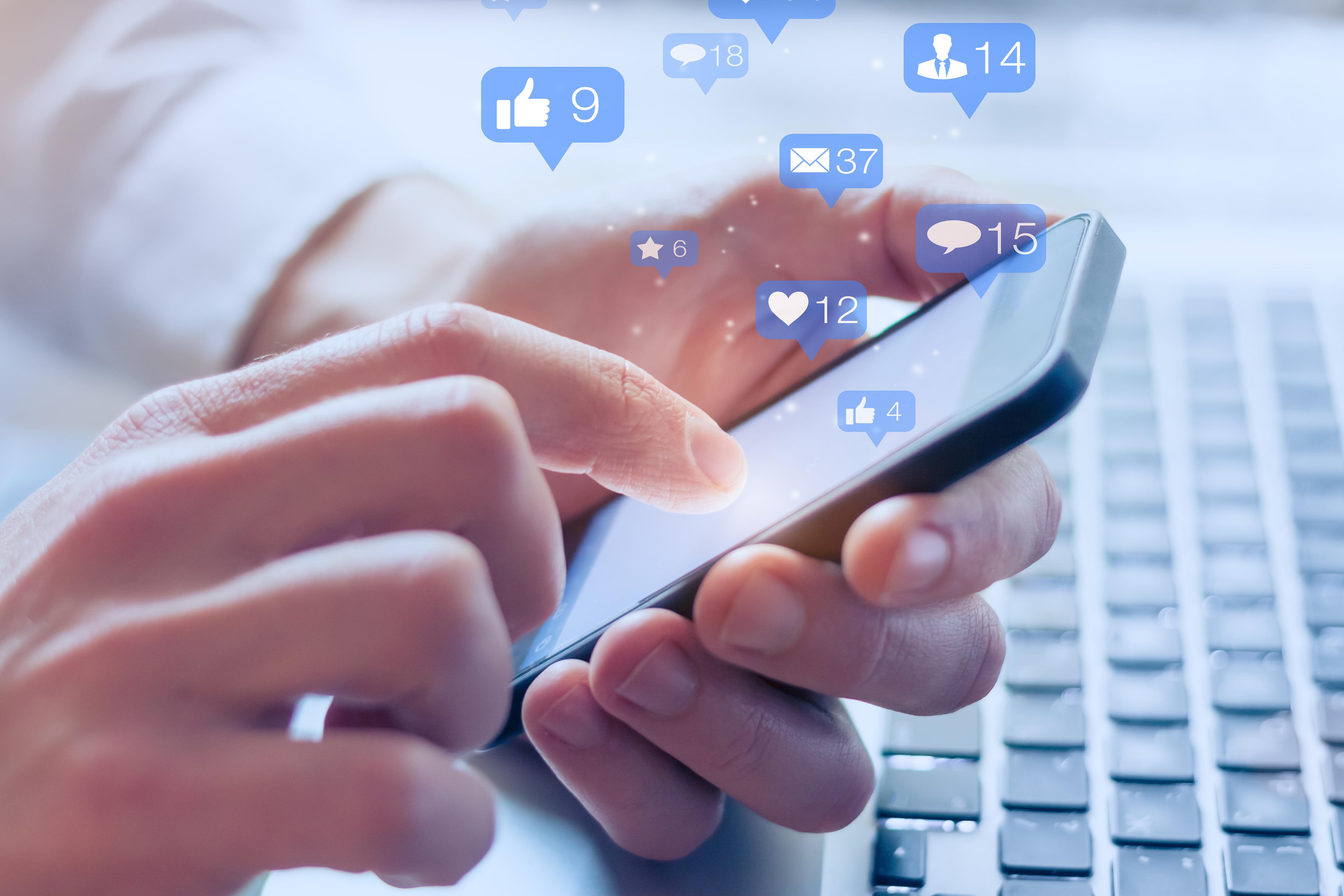 Social Media 'Snack Videos'