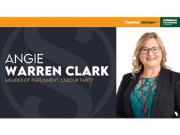 Government investigate food waste in NZ | Angie Warren Clark